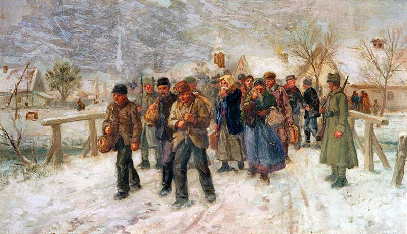 Briefe Nach Russland : Verschleppung nach russland archiv